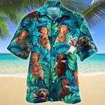 Chesapeake Bay Retriever Dog Lovers Gift Hawaiian Shirt