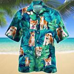 Akita Dog Lovers Gift Hawaiian Shirt