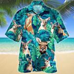 Kangaroo Lovers Gift Hawaiian Shirt