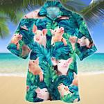 Pig Lovers Gift Hawaiian Shirt