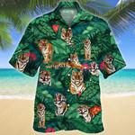 Tiger Lovers Gift Hawaiian Shirt
