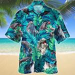 Dolphin Lovers Gift Hawaiian Shirt