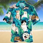 Scottish Fold Cat Lovers Gift Hawaiian Shirt