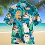Persian Cat Lovers Gift Hawaiian Shirt