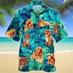 Cockapoo Dog Lovers Gift Hawaiian Shirt