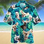 Chinese Crested Dog Lovers Hawaiian Shirt