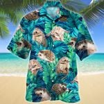 Hedgehog Lovers Hawaiian Shirt