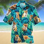 Fox Lovers Hawaiian Shirt