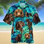 Boykin Spaniel Dog Lovers Hawaiian Shirt