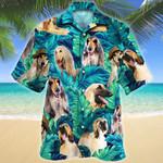 Afghan Hound Dog Lovers Hawaiian Shirt