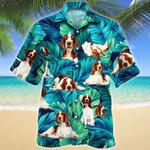 Welsh Springer Spaniel Dog Lovers Hawaiian Shirt