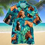 American Quarter Horse Lovers Hawaiian Shirt