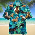 Tennessee Walking Horse Lovers Hawaiian Shirt