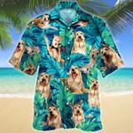Berger Picard Dog Lovers Hawaiian Shirt