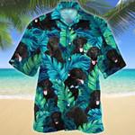 Curly Coated Retriever Dog Lovers Hawaiian Shirt