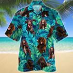Field Spaniel Dog Lovers Hawaiian Shirt