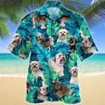 Lowchen Dog Lovers Hawaiian Shirt
