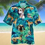 Sloughi Dog Lovers Hawaiian Shirt