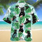 Cane Corso Dog Tropical Plant Hawaiian Shirt