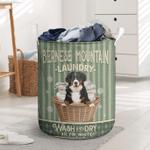 Bernese Mountain Dog Lovers Laundry Basket