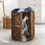 Appaloosa Horse Funny Sneaky Farm Lovers Laundry Basket