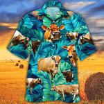 Jersey Cattle Lovers Hawaiian Shirt