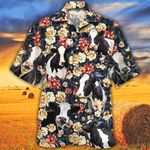 Holstein Friesian Cattle Lovers Green Plaid Pattern Hawaiian Shirt