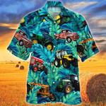 Tractor Lovers Gift Hawaiian Shirt