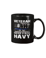 US Navy Veteran Gift Veterans Day American Flag Mug - Spreadstores