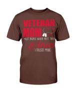 Veteran Mom Most People Never Meet Their Heroes T-Shirt - Spreadstores