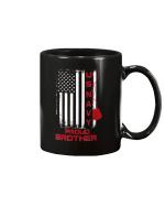 U.S. Navy Proud Brother Mug Veteran Of US Navy Mug - Spreadstores
