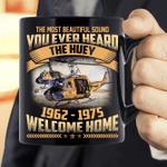 You Ever Heard The Huey 1962-1975 Mug - Spreadstores