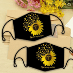 You are My Sunshine Polyblend Face Cover - Spreadstores