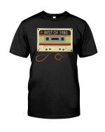 Vintage Cassette 1980 V2, 41st Birthday Gifts For Him For Her, Vintage 1980 Birthday Unisex T-Shirt KM0704 - Spreadstores