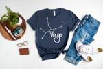 Virgo Shirt, Zodiac Sign Shirt, Birthday Shirt, Birthday Gift For Her V1 Unisex T-Shirt - Spreadstores