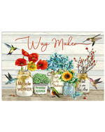 Way Maker Miracle Creator Poster - Spreadstores