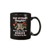 WWII Veteran's Daughter Most People Never Meet Their Mug - Spreadstores