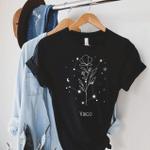Virgo Zodiac Shirt, September Virgo Shirt, Virgo Birthday, Astrology Shirt, Birthday Gift For Her Unisex T-Shirt - Spreadstores