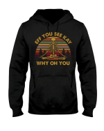 Yoga - EFF You See Kay Why Oh You Hoodie - Spreadstores
