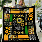 You Are My Sunshine Fleece Blanket - Spreadstores