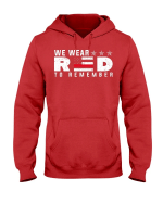 We Wear RED To Remember - Spreadstores