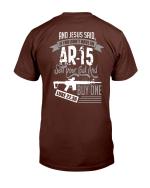 Veterans Shirt Ar15 Pro Gun Police Military Veteran Memorial Day T-Shirt - Spreadstores