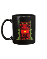 Vietnam Veteran I Grew Up In A Rough Neighborhood Mug - Spreadstores