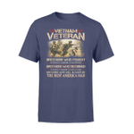 Vietnam Veteran Brothers Who Fought Without America's Support T-Shirt - Spreadstores