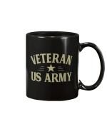 Veteran US Army, Gift For Army Veteran Mug - Spreadstores