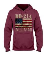 Veteran Veteran Hoodie, Veteran Sweatshirts DD-214 Alumni ATM-USVET67 Veteran Hoodie, Veteran Sweatshirts - Spreadstores