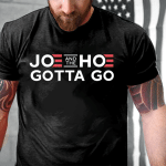 Veteran Shirt, Dad Shirt, Funny Quote Shirt, Joe's Gotta Go Meme T-Shirt - Spreadstores