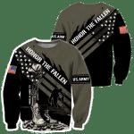 Veteran Sweatshirt, Honor The Fallen Veteran 3D Shirt All Over Printed Sweatshirts - Spreadstores