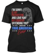 Veteran Shirt, Veteran Day Gift, Veterans Day Unisex T-Shirt, I'm Sorry Is My Patriotism T-Shirt - Spreadstores