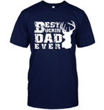 Veteran Shirt, Hunting Shirt, Best Buckin' Dad Ever, Father's Day Gift For Dad KM1404 - Spreadstores